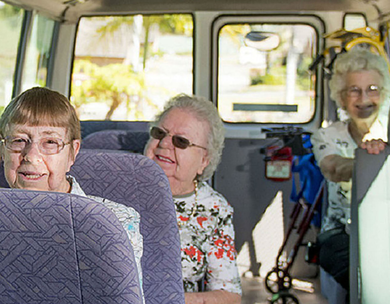Shopping & Social Buses